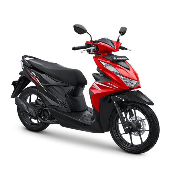 Honda new Beat Fi / Beat Fi Deluxe